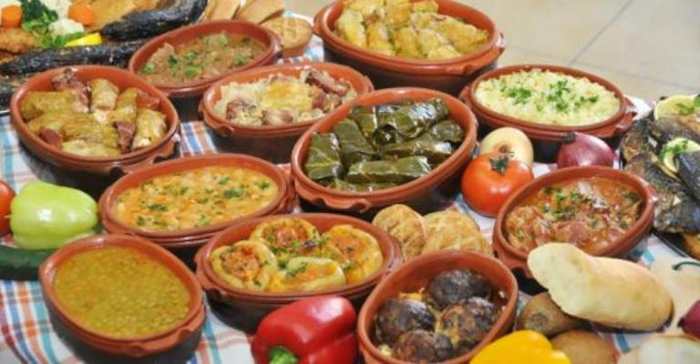 Macedonian traditional food