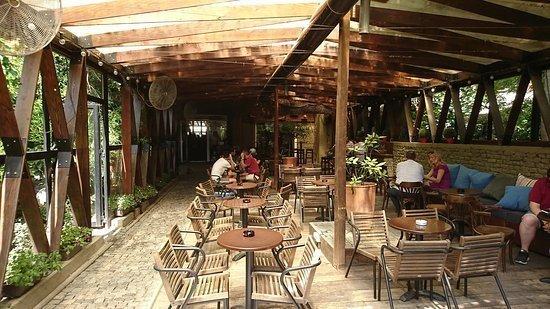 outdoor bars in Skopje